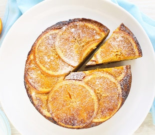 Orange Almond Cake